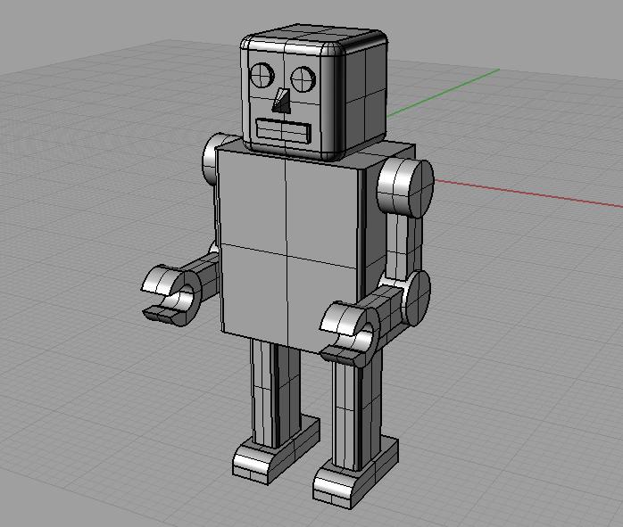 ライノセラスロボット