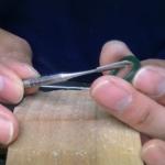 ワックスモデリングでの指輪・リング原型制作