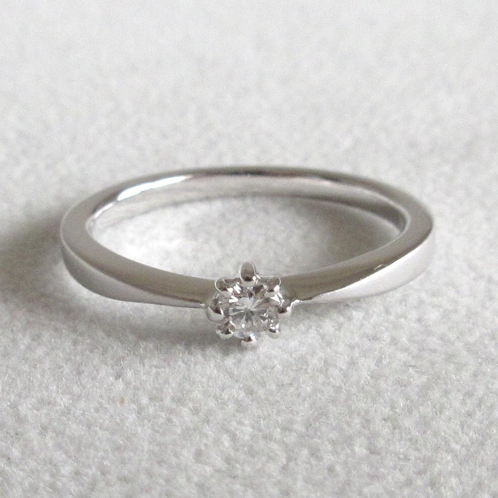 10万円以下の婚約指輪